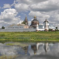 Бобренев мужской монастырь :: Александр Иосипенко