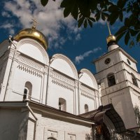 Дмитров. Борисоглебский собор (XVI век) :: Alexander Petrukhin