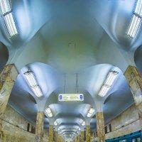 Подземная жизнь Москвы. Ст.м. Автозаводская :: Игорь Герман
