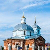 Успенский храм :: Кирилл Иосипенко
