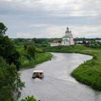 Ильинская церковь (храм Ильи Пророка) в Суздале :: Мария Беспалова