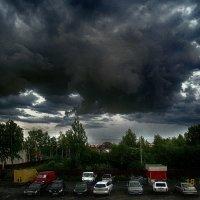 Последние минуты перед ураганом! :: Олег Каплун