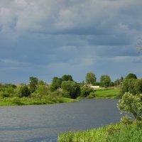 Река Нища :: Наталья Полочанка