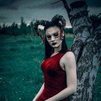 Демон :: Александра Булыгина