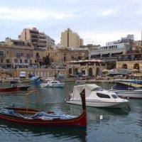 Остров Мальта, Сент-Джулианс, 2014 год. :: Odissey