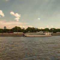 Экскурсия по Москве реке. :: Анатолий. Chesnavik.