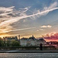 Парижский вечер :: Виталий Авакян