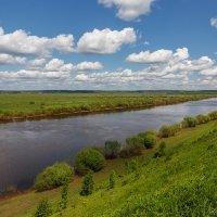 Река Пижма :: Александр Кислицын