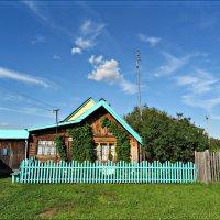 Домик в деревне :: Leonid Rutov
