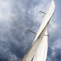 Белые паруса :: Ирина Виноградова