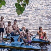 Лето. :: Андрей Козлов