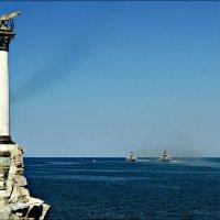 Севастополь провожает корабли... :: Кай-8 (Ярослав) Забелин