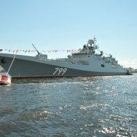 """Фрегат """"Адмирал Макаров"""" :: tipchik"""