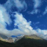 Облака, горы м солнечный свет.... :: M Marikfoto
