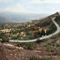 Горы Кипра :: Виталий Авакян