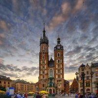 Свадьба в Кракове :: Александр Бойко