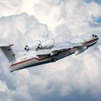 Бе-200ЧС МЧС России :: Павел Myth Буканов