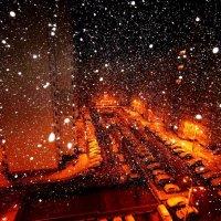 Первый снег :: Андрей Петрович