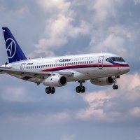 SuperJet 100 :: Павел Myth Буканов