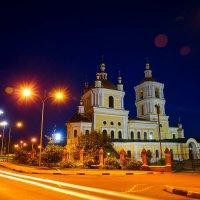 Новокузнецк,Спасо-Преображенский собор :: Юрий Лобачев