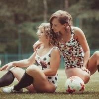 Девочки и спорт 3 :: Вячеслав Никулин