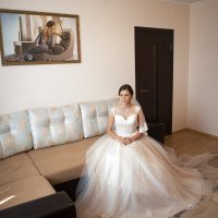 Утро невесты :: Анастасия Казанцева