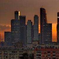 Высоко сижу... :: Юрий Кольцов