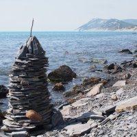 Памятник неизвестному курортнику :: Михаил Юрьевич