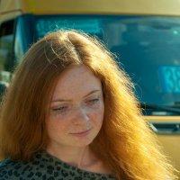 Солнечная девушка :: Albina