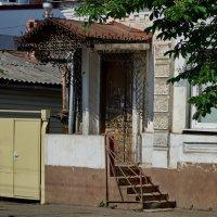 Прогулка по старым улочкам.. :: Николай Саржанов