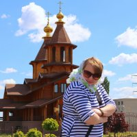 Я-собственной персоной... :: Анна Шишалова