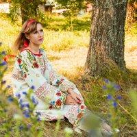 Как много девушек хороших! :: Елена Князева