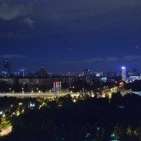 Ночь на Пулковском шоссе :: Валентина Папилова