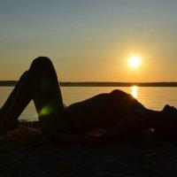закат :: Екатерина Иванова