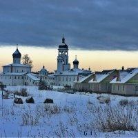 Неведомый Крыпецкий монастырь :: Елена Павлова (Смолова)