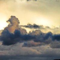 Балтийское небо... :: Александр Яковлев
