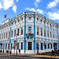 Посольство республики Беларусь на Маросейке :: Анатолий Колосов