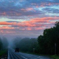 Туман :: Владимир Филимонов