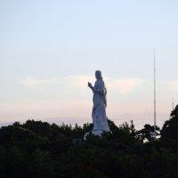 Статуя Иисуса в Гаване - гордость кубинцев :: Яков Геллер