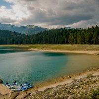 Черное озеро :: Сергей Петрицкий