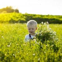 Лето в деревне :: Алёна Савина
