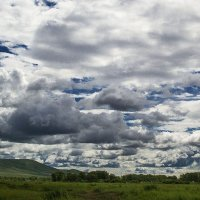 облака наступают... :: Юлия Маркелова