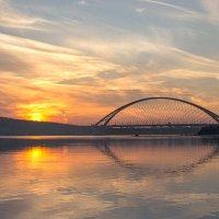 закат у моста :: cfysx