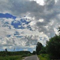 Клубятся облака :: Mary Коллар