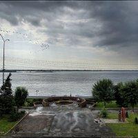 Набережная после дождя. :: Anatol Livtsov