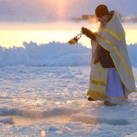 Святое Богоявление. Крещение Господне :: леонид логинов