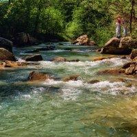 река Афипс :: Виктор Зиновьев