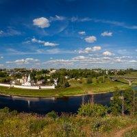 Лето в Старице :: Александр Горбунов