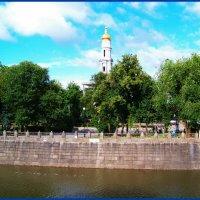 Вид на Успенскую колокольню. Харьков. :: Любовь К.