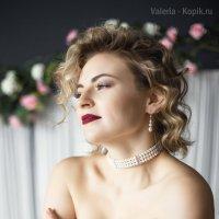 Жанна в образе невесты :: Валерия Копорова